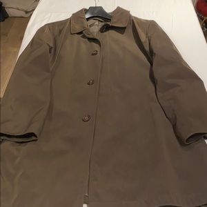 Men's All Weather Coat